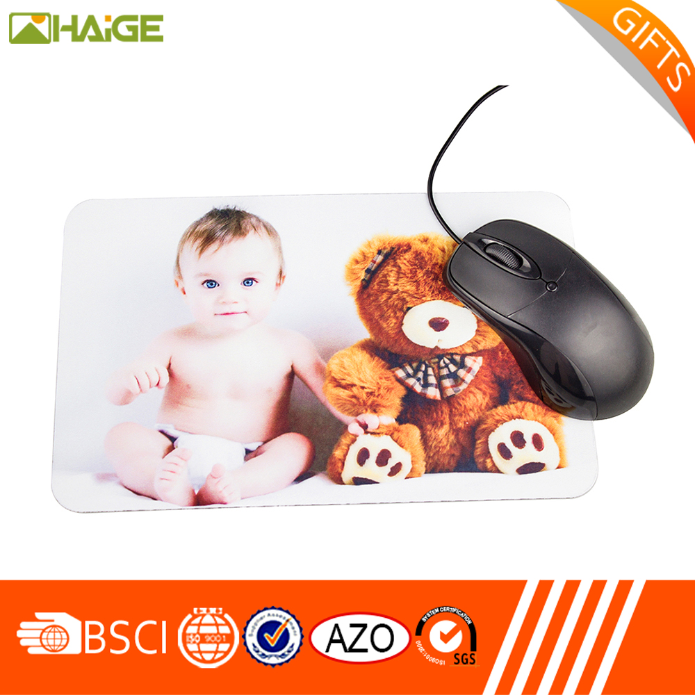 new design promotional material customising diy mouse pad With Good Service