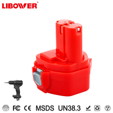 12V Ni-Cd power tool batteries for Makitas 1220 1222 192598-2 192681-5 193981-6 638347-8 PA12 638347 high capacity