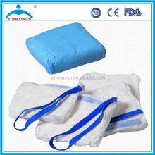 Sterile lap sponges wound packing supplies