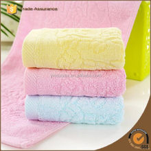 Hot Sale Bamboo Fabric Towel, Hotel Towel Set, Body Towel