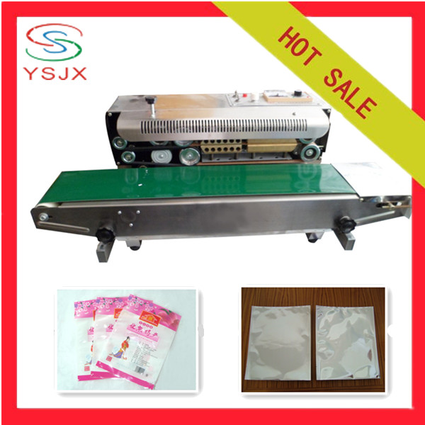 Automatic sealer for bags pvc heat sealer plastic bag sealing machine