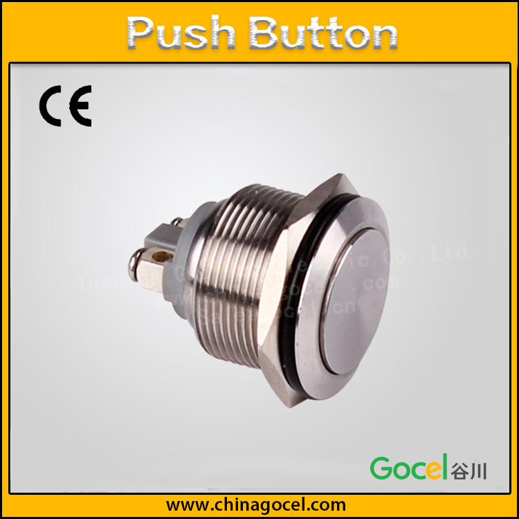 22mm door control switch,elevator switch,electrical push button switch GQ22H-10/L/S