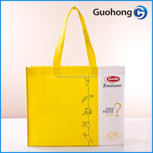 China supplier the cheapest price foldable non woven shopping bag with lamination