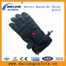 Electric products factory Customization rechargeable battery heated gloves