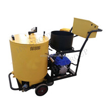 Competitive price bitumen filler pavement crack sealing machine for filling asphalt