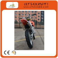 Chrome steel frame 250cc motorcycle dirt bike