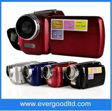 12MP 720P HD Digital Video Camera with 4 x Digital Zoom 1.8 LCD Screen