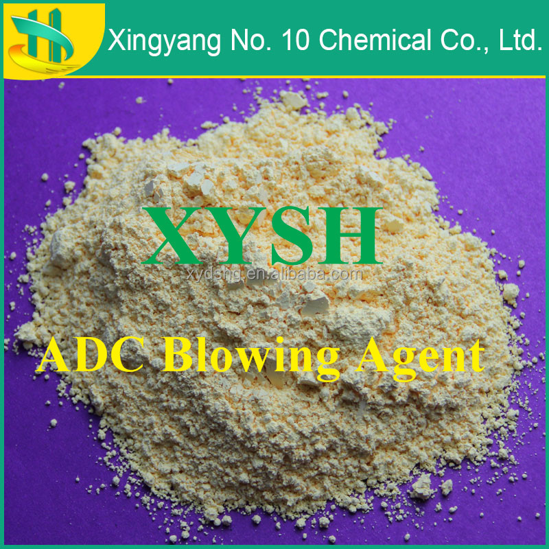 PVC chemicals, foaming agent AC&ADC blowing agent factory offfer price