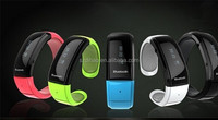 latest vibrating bracelet bluetooth watch 2014 new fashion