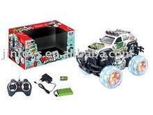 R/C Acrobatics Car 7Ways with light and MP3_Charge,R/C Car,R/C stunt car