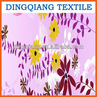 Pigment printed bedsheet fabric for home textile
