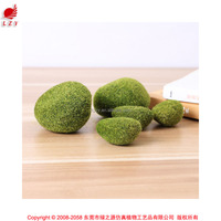 Gardening products wholesale for garden decoration moss stone