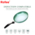 9.5 inch Aluminum jade powder ceramic  Non-stick  fry pan hot sell in Amazon