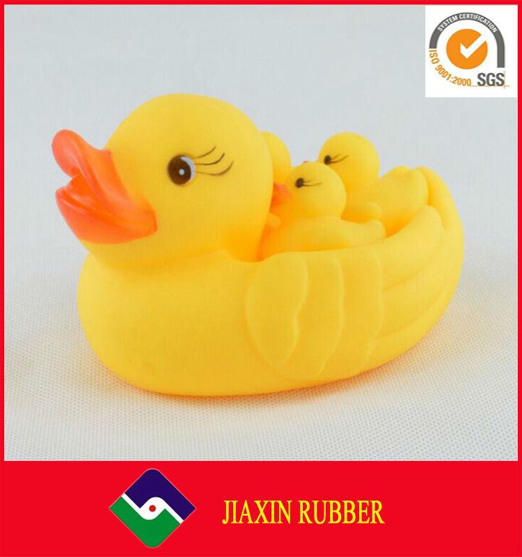 Promotional Bulk Rubber Ducks Custom Mini Bath Toy Pet Toy