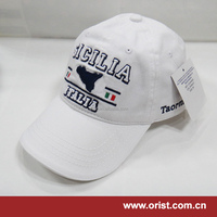 FREE Sample! custom 3D embroidery baseball cap and hat