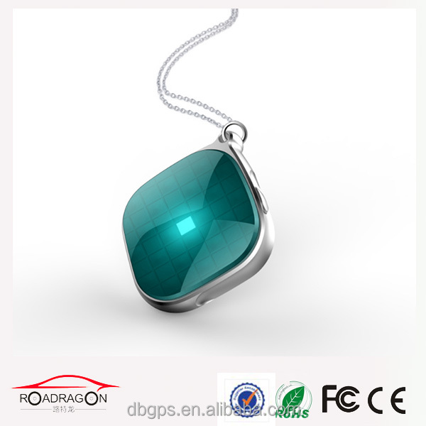 mini children gps tracker necklace gps TK801C with real time tracking and monitoring