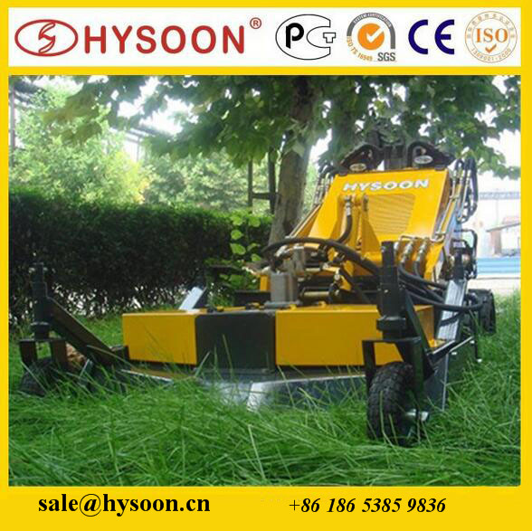 China Wheeled Mini Loader china sickle bar mowers for sale
