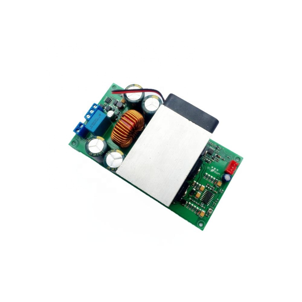 Taidacent 90dB noise ratio stage bass audio mono 1000W power subwoofer IRFP4227 IRS2092S class <strong>D</strong> hifi digital amplifier board