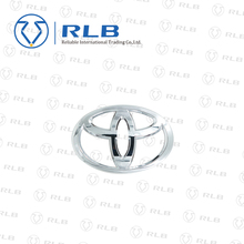 High quality chrome auto car logo for hiace