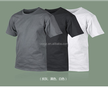 Breathable Military army short sleeves o-neck green t-shirt
