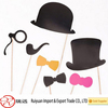 2016 New product party supplies felt photo booth props made in china