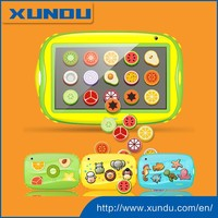 "kid tablet XD-709 RK3126 IPS 7"" 1024*600 android 5.1/4.4"