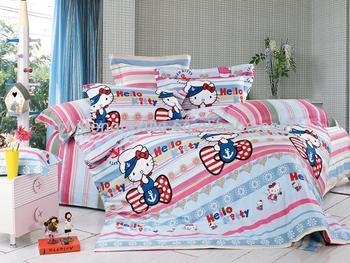 Hello Kitty Bedding Set Duvet Cover Bed Linen Cheap Price Buy Bedding Set Bed Linen Bed Linen