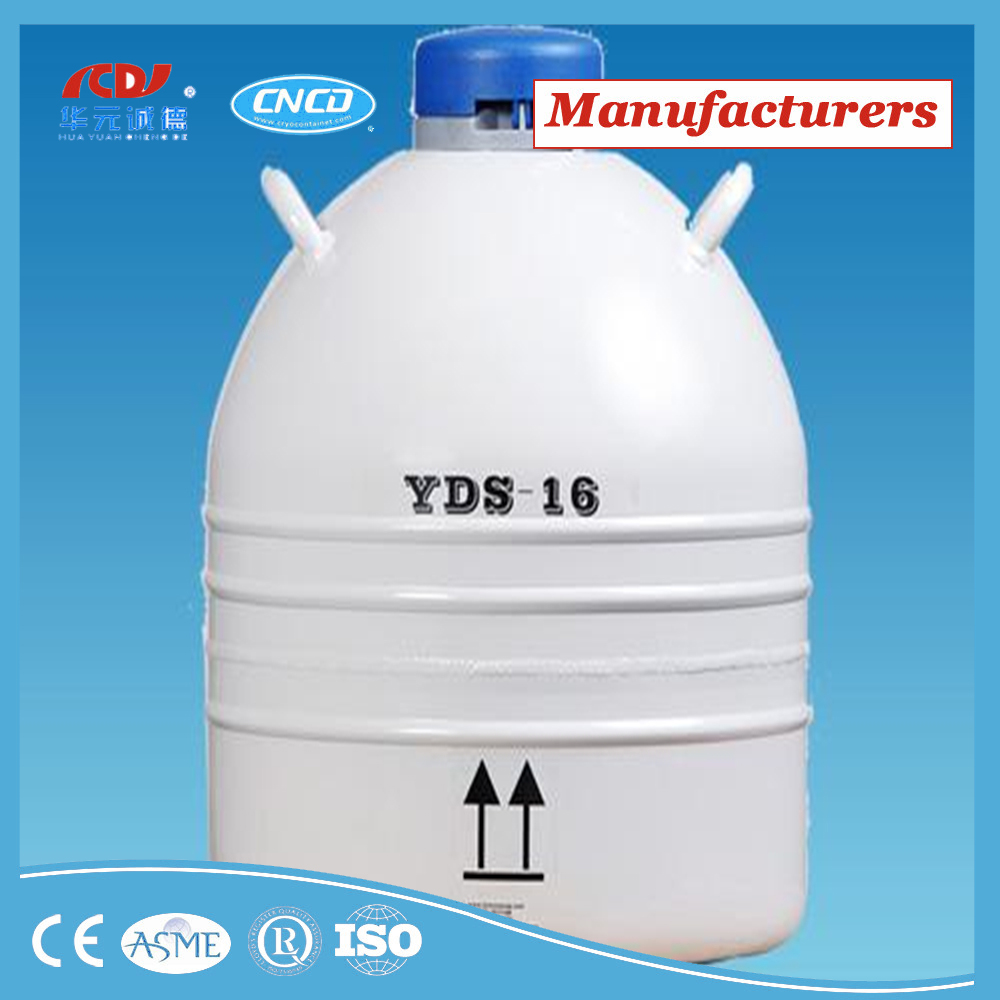 low price 6L liquid nitrogen tank