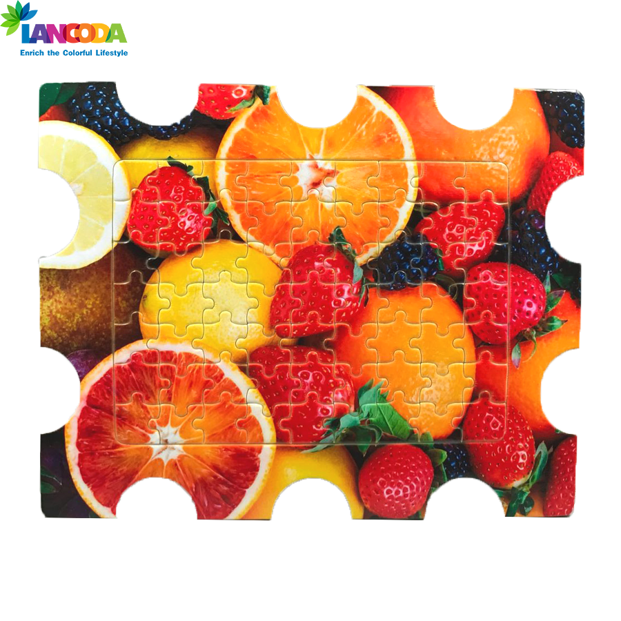 paper sublimation blank puzzle printable for heat press