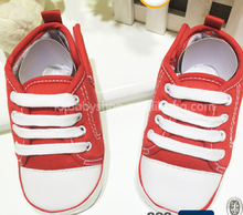2018high quality soft sole sports baby shoes exported to South Korea