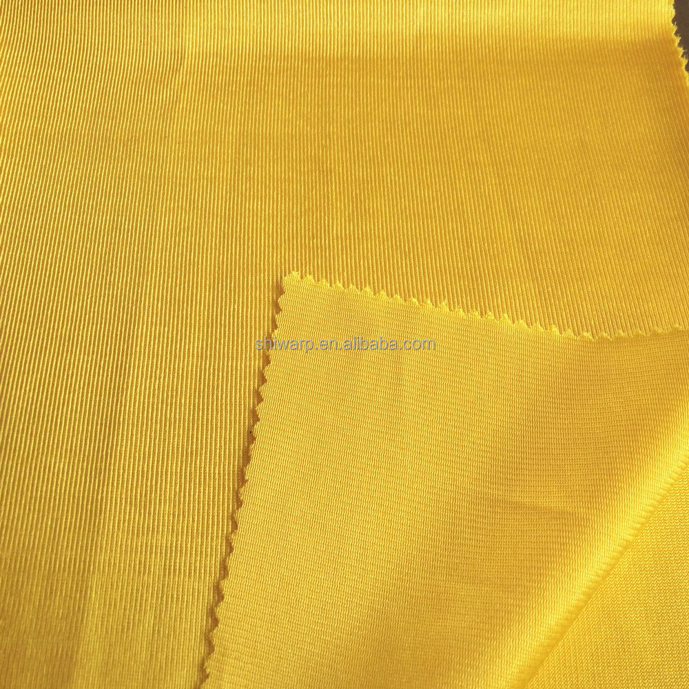 school uniform material 100% polyester dazzle fabric by china knitted textile factory