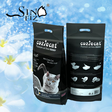 adding charcoal power totally natural material long run formula tofu cat litter