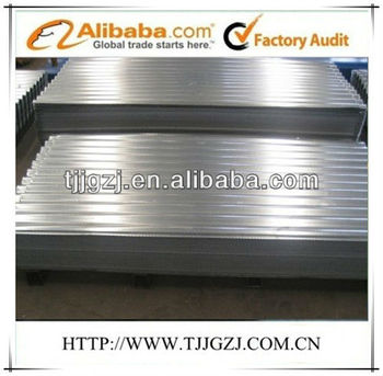 dipped galvanized steel for roof