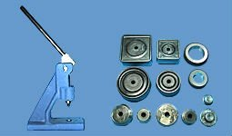 Eyelets Tools and Machinery - Series 1800
