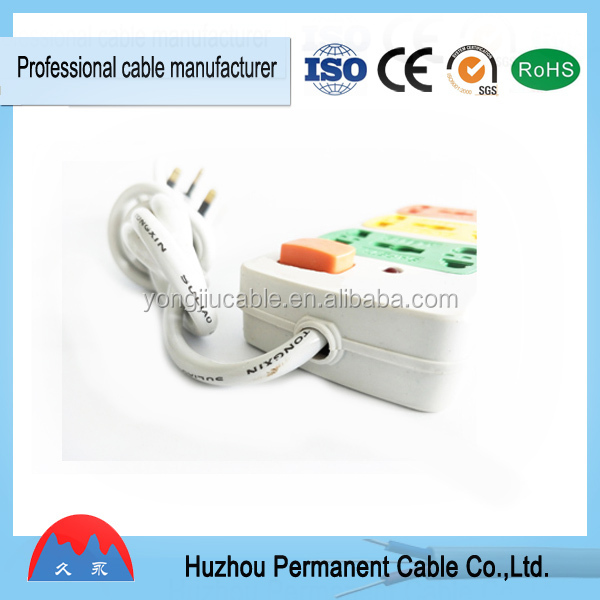 power strip with electric extension socket , power strip multiple socket independent switch