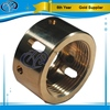 high quality cnc bronze machine shaft sleeve