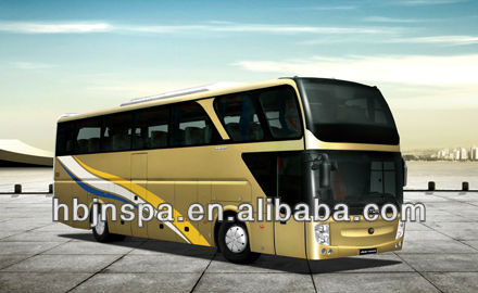 FOTON one and half layers luxury passenger bus for sale