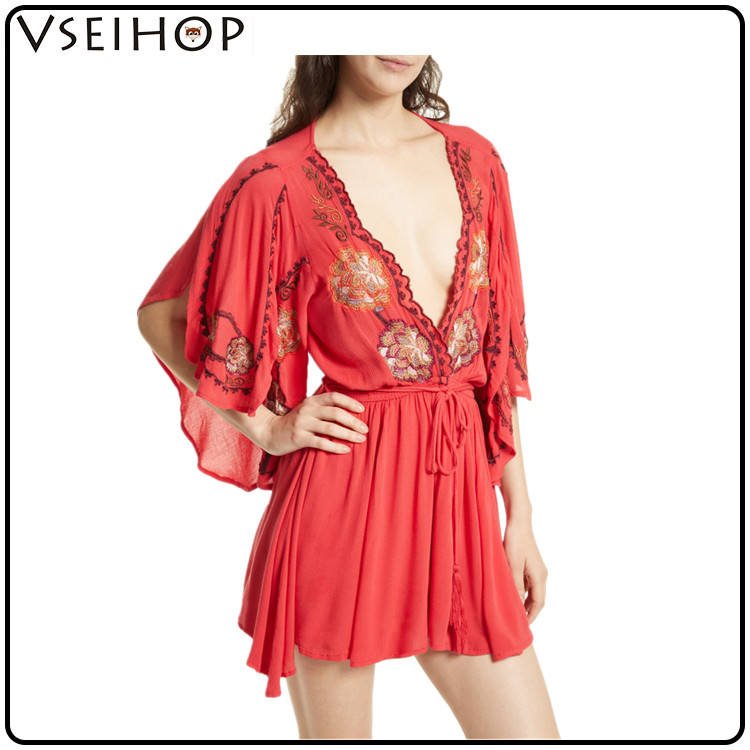 Clothing Women Casual Maxi girls without dress picture female sexy of madi red short mini dresses