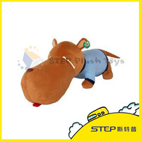 2015 New Style Stuffed Soft Fabric Dog Plush Toy For Valentine