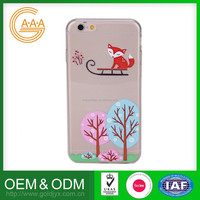 classic tpu case,blank red tpu pc cell phone cover
