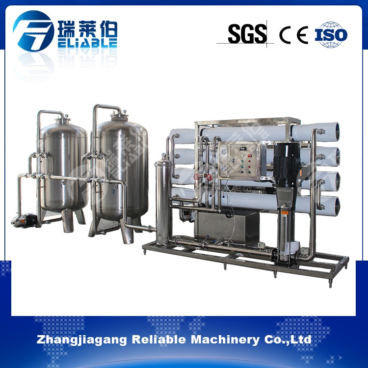 Automatic Water Treatment Plant / RO System / Purified Water Filter