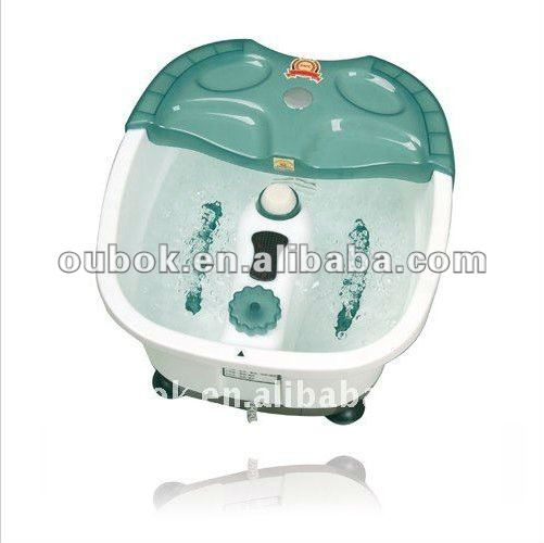 Electric foot spa massager tub
