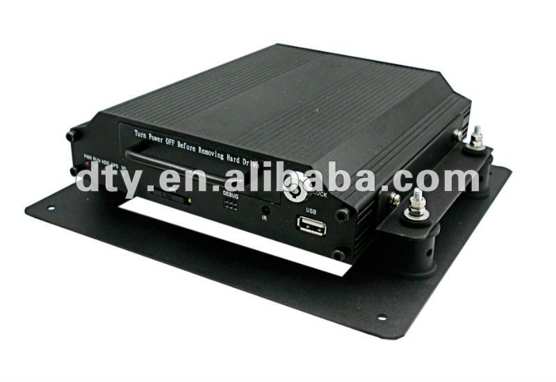 3G, GPS network dvr for vehicle, car, bus, truck secutiry