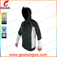 mens polyester winter hoodie college jacket