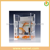 Acrylic Fish Tank Christmas Decorations For Sale