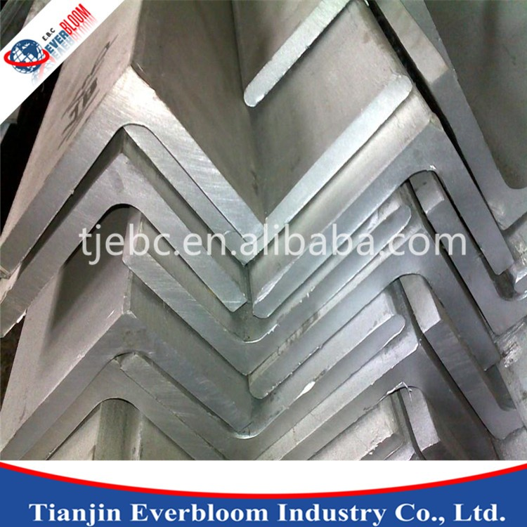 china low price products steel angle brackets / 60 degree angle steel / tensile strength of steel angle bar