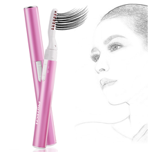 PRITECH Custom Double Heating Quickly Curl Electric Eyelash Curler Beauty Tools