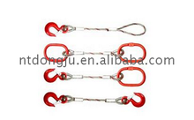 Low price professional Steel Wire rope sling for crane with both endless