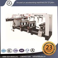 No.MZ7421A China Manufacturer Best Price Simple Operation Multi Axis Log Timber Boring Wood Cnc Machine