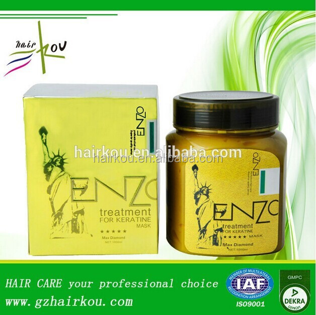 ENZO Brazilian Protein Hair Treatment